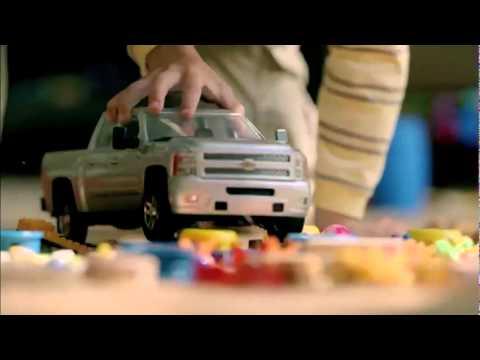 [VIDEO] New Chevrolet Silverado 2012 Commercial