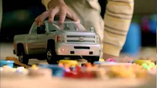 [VIDEO] New Chevrolet Silverado 2012 Commercial