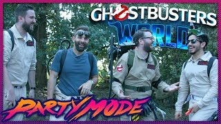 Bustin' the Streets of San Francisco in GHOSTBUSTERS WORLD - Party Mode