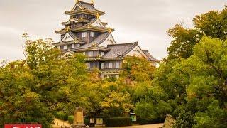 ปราสาทโอคายาม่า (Okayama Castle) ปราสาทสีดำสวยงาม - Okayama