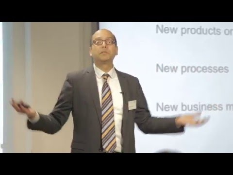 Eliminating Barriers to Innovation (pt.3) - What is Innovation? with Jaideep Prabhu