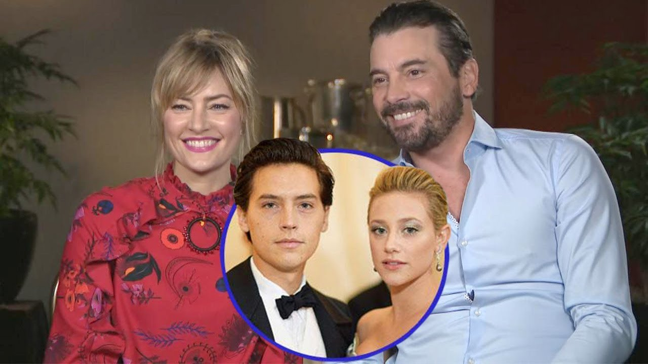 Dylan And Cole Sprouse Dad Lili Reinhart a...