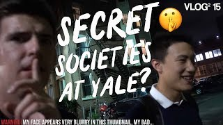 DISCOVERING YALE'S MOST SECRET SOCIETY!?