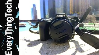 Canon PowerShot SX530 HS Camera Test