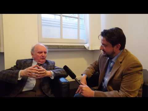 Marek Janowski im Interview mit Axel Scheidig