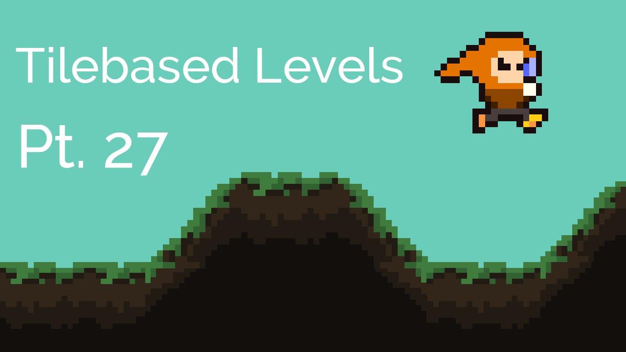 Unity 2D Tutorial - Part 27 - Tilebased levels using