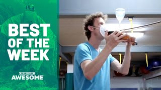 Extreme Violin Player?   Best Of The Week
