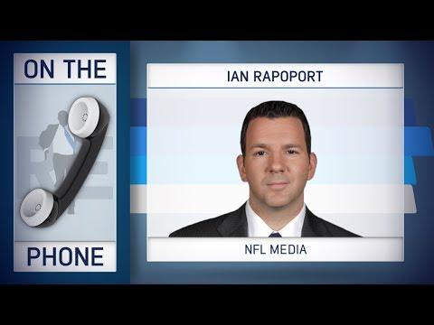 NFL Network Insider Ian Rapoport Talks Free Agency, NFL Draft & More I Full Interview - 3/16/18