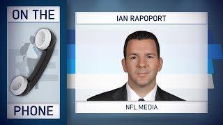 NFL Insider Ian Rapoport Talks Free Agency, Draft & More w/Rich Eisen   Full Interview   3/16/18