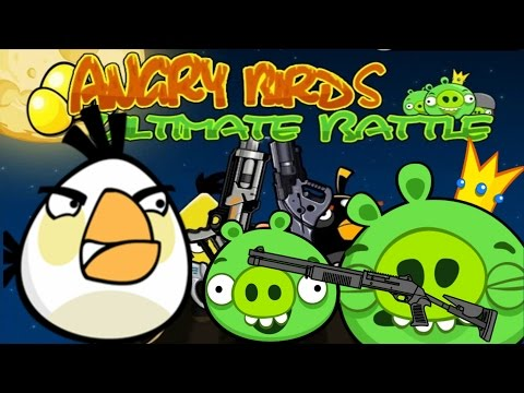 Angry Birds Ultimate Battle - PART 4 ANGRY BIRDS VS. BAD PIGGIES (Gameplay)