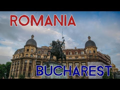 Romania: Bucharest and the Palace of Parliament