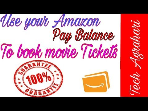 Use your Amazon Pay Balance to Book a Movie ticket | 100% working prove