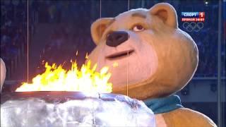 Скачать Самый трогательный момент до слёз на закрытии Олимпиады в Сочи 2014
