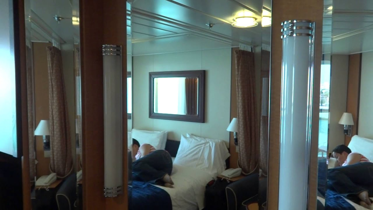 Royal Caribbean Jewel Of The Seas Balcony E1 Cabin