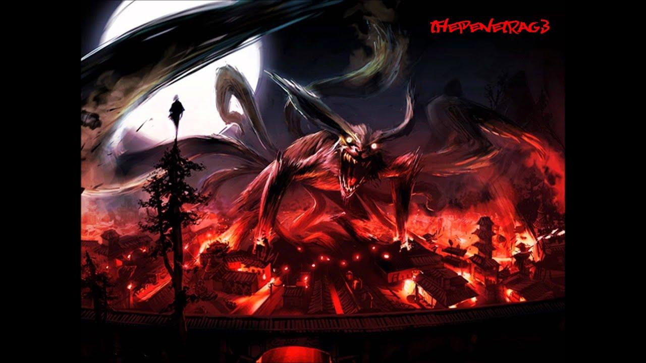 Naruto- Nine Tail Demon Fox - YouTube