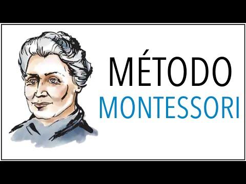 El Método MONTESSORI (Paso a paso)
