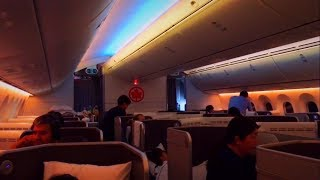 Air Canada Business Class| 787-9| Seoul - Vancouver