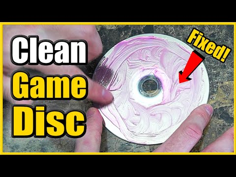 How to FIX Damaged, Scratched and Unreadable Disc Errors for PS4, XBOX and PC (Easy Method!)