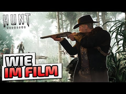 Wie im Film! (Hugh Whitmore) - ♠ Hunt: Showdown ♠ - Deutsch German - Dhalucard