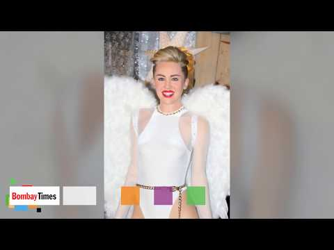 Miley Cyrus Appears Naked Again- BT