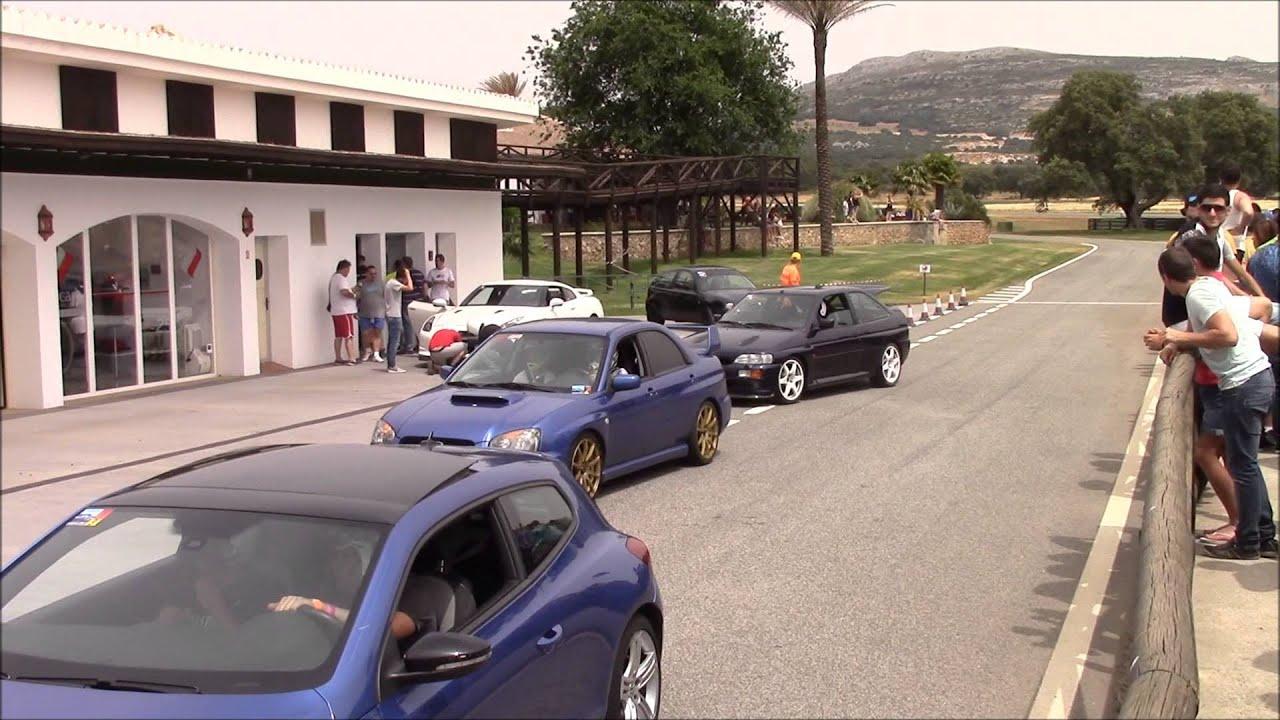 Circuito Ascari : Tandas circuito de ascari 6 junio 2015 103 octanos youtube