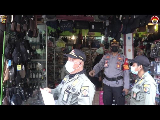 Patroli Skala Besar PPKM Darurat