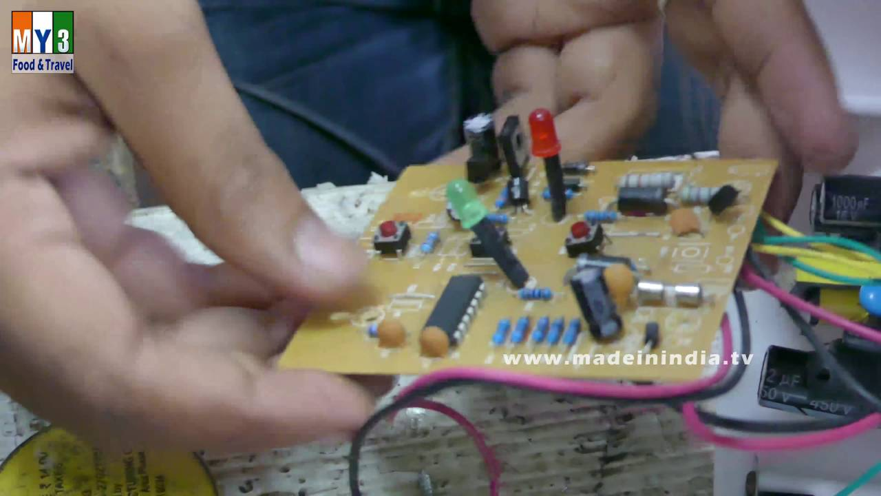 Table Fan Repairing How To Troubleshoot A Repair Circuit Maintenance