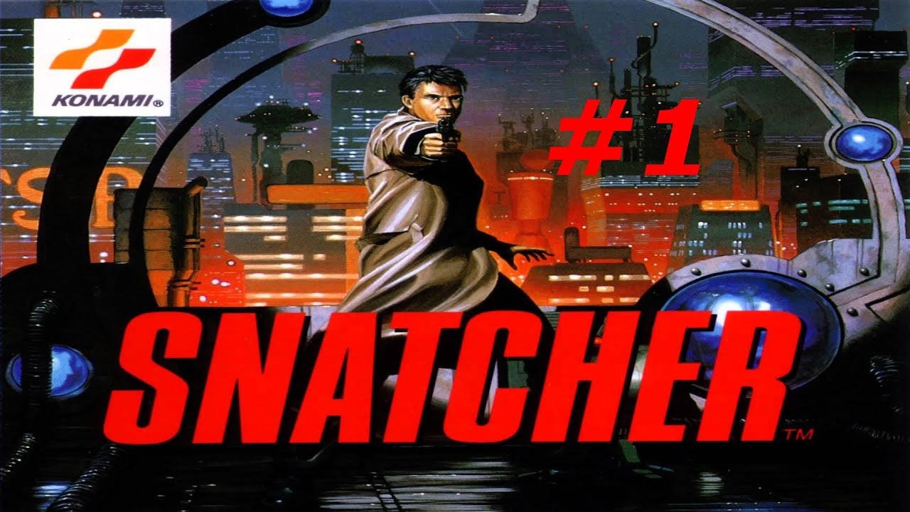 Snatcher Deutsch