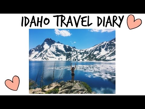 IDAHO TRAVEL DIARY