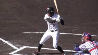 外野手 166センチ63キロ 左・左 中国六大学2016年秋季リーグベストナイ...
