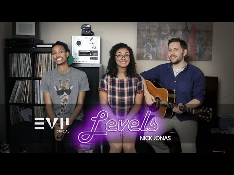 Nick Jonas - Levels (Acoustic Cover)