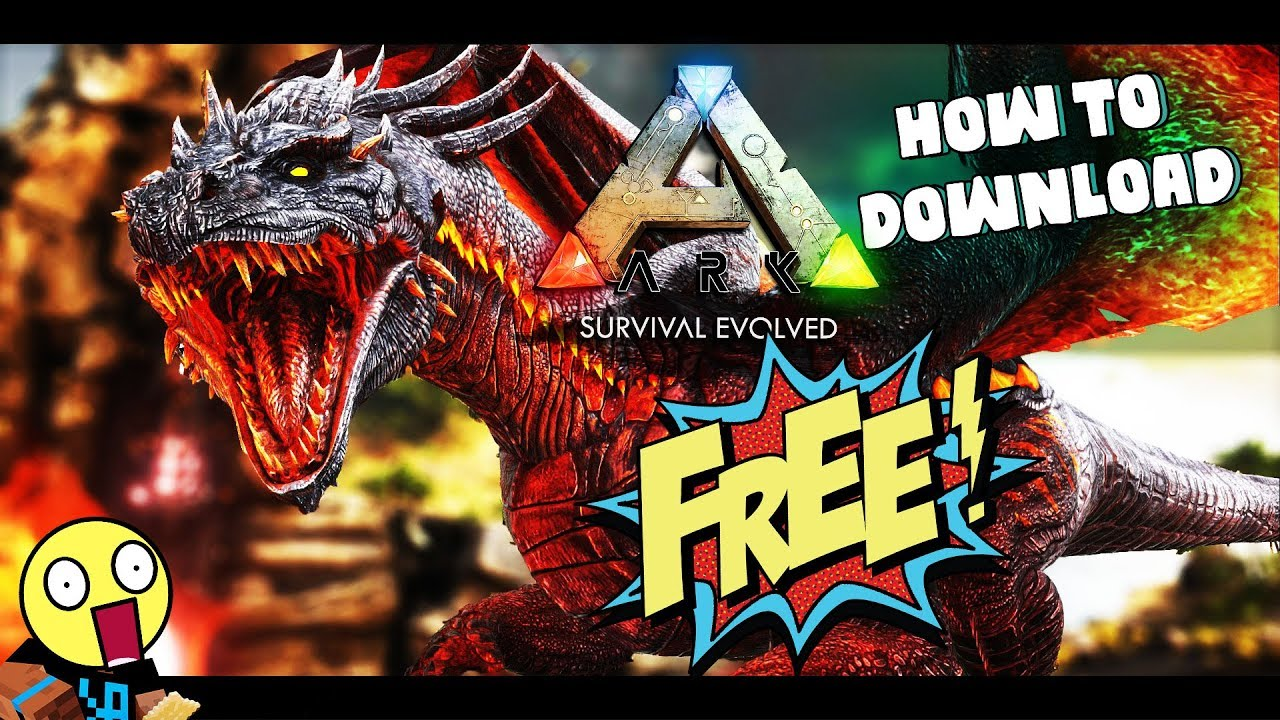 Ark Survival Evolved Free Epic Games Ark Free Download Youtube