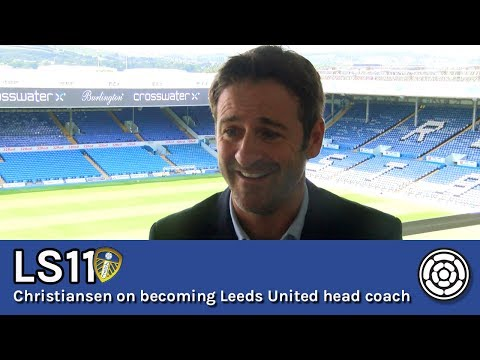 LS11 | Thomas Christiansen on becoming Leeds United head coach