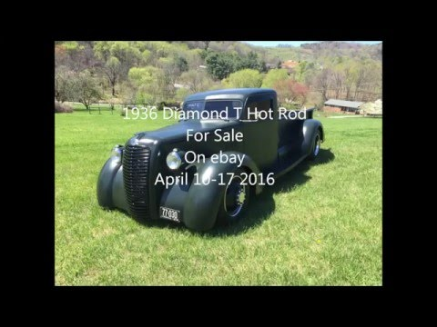 Diamond T Truck Mike's Cummins Hot Rod - Pt 3 - YouTube