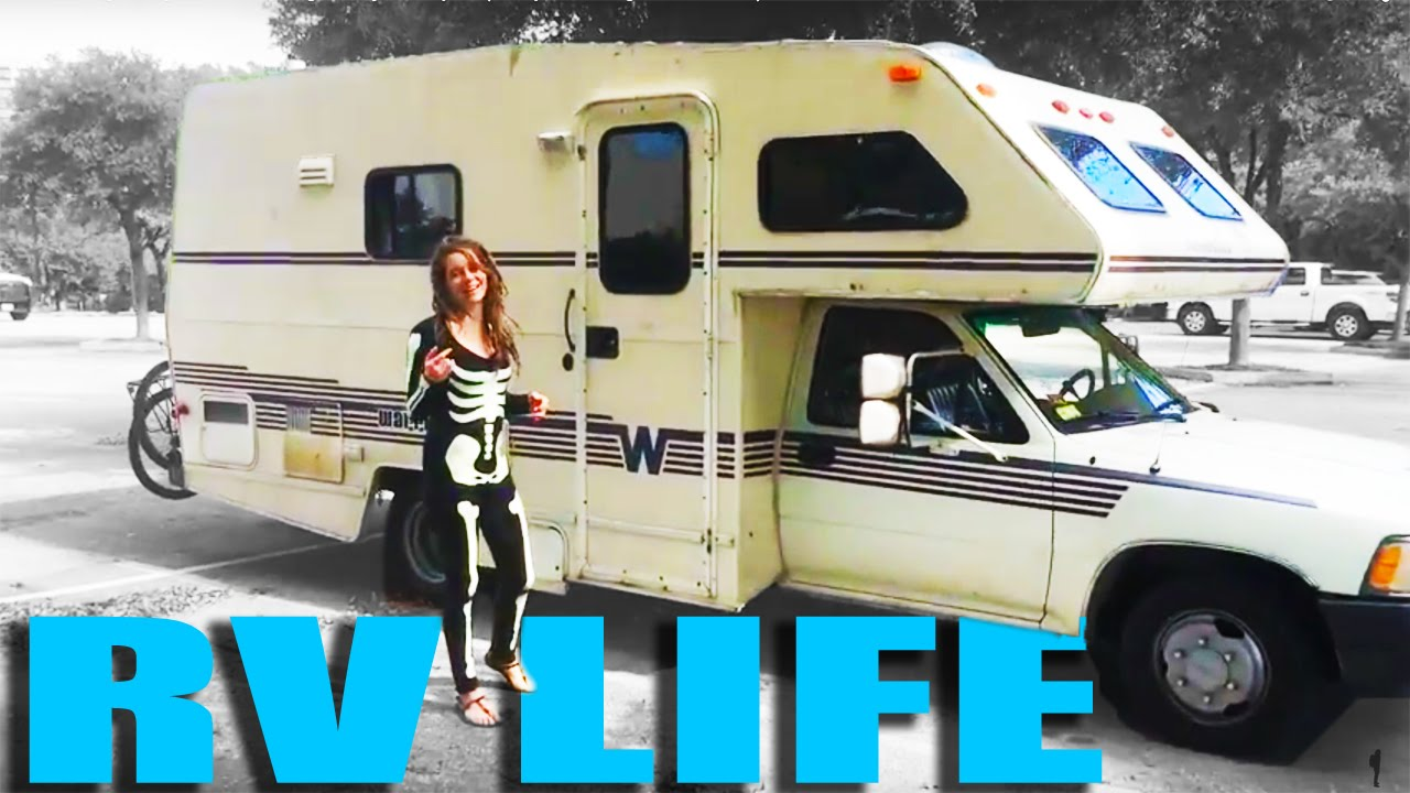RV Living Why I Love Living in My Camper Simple Living and Travel  YouTube