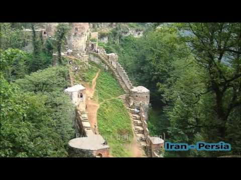 Iran - Persia : attractions in North & North-West of Iran