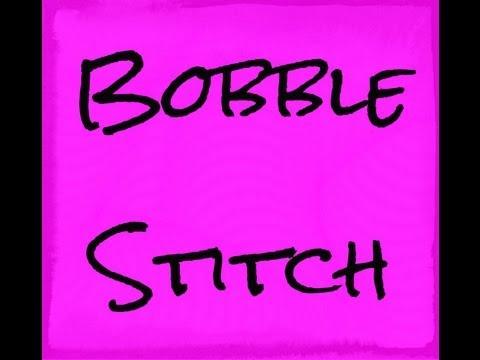 Bobble Stitch – Crochet Bobble Stitch – Learning to Crochet