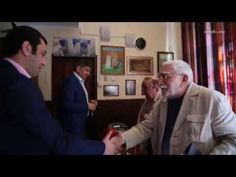 Московское отделение САР поддерживает армянских кандидатов