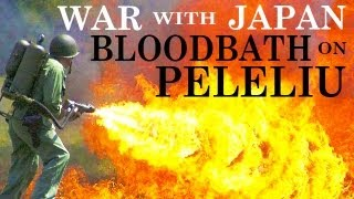 Cruel War with Japan - Bloodbath on Peleliu & Angaur (1944)_WWII Documentary on the Pacific Theatre