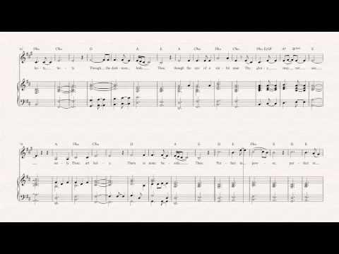 Horn - Holy Holy Holy -  Sufjan Stevens -  Sheet Music, Chords, & Vocals