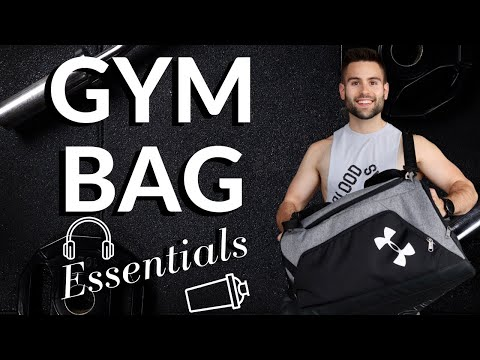 What's in my GYM BAG 2020 / Must Have Gym Gear