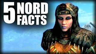 Skyrim - 5 Nord Facts