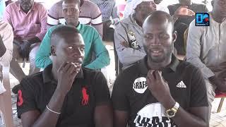 Finale Zone 7B Odcav Dakar   Le parrain Cheikh Bakhoum met 1 million et appel au Fair Play
