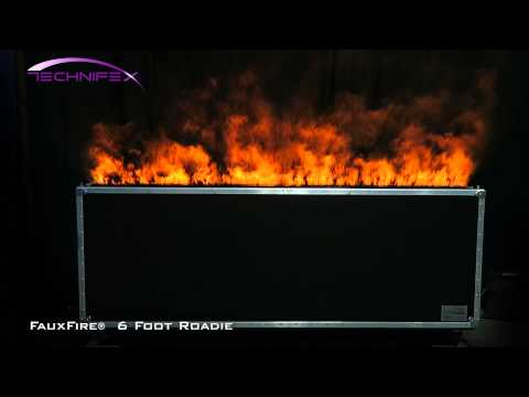 FauxFire® Roadie 6 foot unit