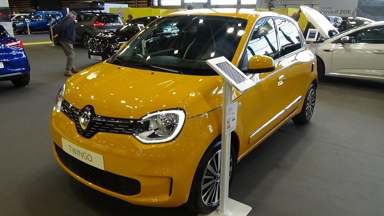 2020 Renault Twingo Intens Sce 75 Exterior And Interior Salon