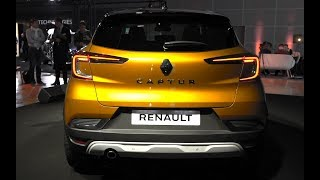 2020 Renault Captur SUV Walkaround - Exterior and Interior