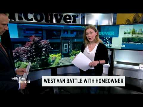 CBC News: West Vancouver council threatens to demolish $2.9M home