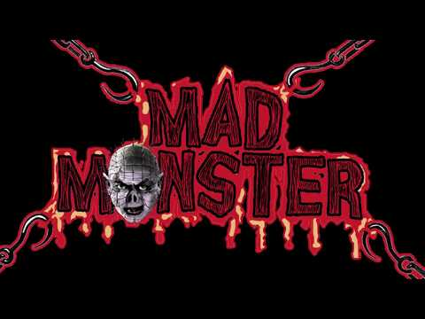 """The Pinhead Experience"" Mad Monster AZ 2017 Promotional Ad - The Horror Show"