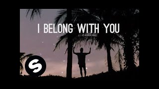 edx belong official music video