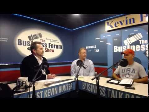 Tony Haben - Pro Plumbing Solutions - on The Business Forum Show